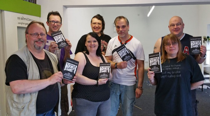 Local authors support Walsall bookshop with new writing