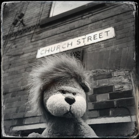 The Lion went down to Church Street 3