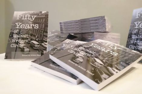Fifty Years of Walsall Writers' Circle - the book!