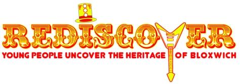 Rediscover Bloxwich logo