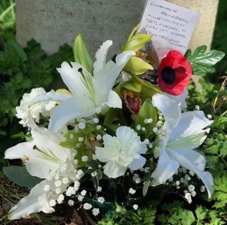 Harold Parry Flowers