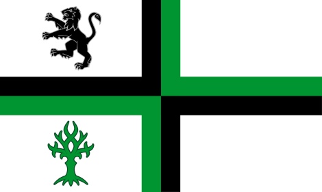 The Bloxwich Flag
