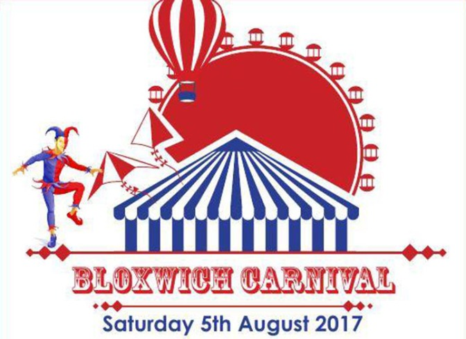 Bloxwich Carnival is coming!