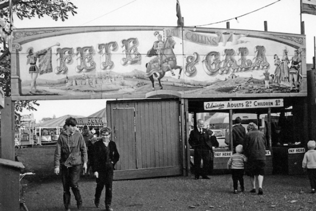 Pat Collins Bloxwich Fete & Gala, Wakes Ground, 1965